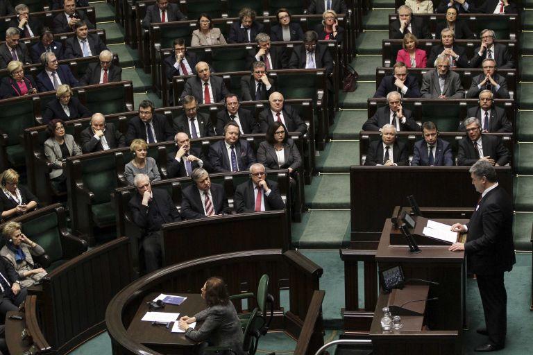 Ουκρανία: Ετοιμη για την ένταξή της στο ΝΑΤΟ | tovima.gr