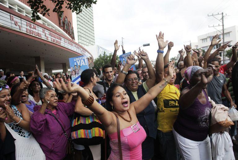 Δύσκολα τα επόμενα βήματα στην προσέγγιση ΗΠΑ – Κούβας   tovima.gr