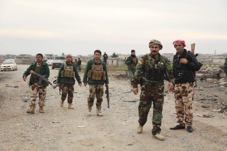 Οι Κούρδοι έσπασαν τον κλοιό των τζιχαντιστών στο όρος Σιντζάρ | tovima.gr