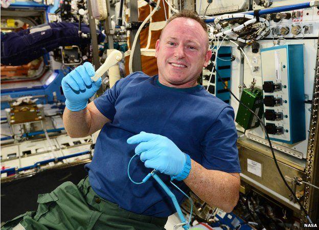 Το εργαλείο που σχεδιάστηκε στη Γη και εκτυπώθηκε στο Διάστημα | tovima.gr