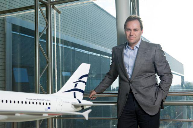 Πετάει σε νέες αγορές η Aegean Airlines   tovima.gr
