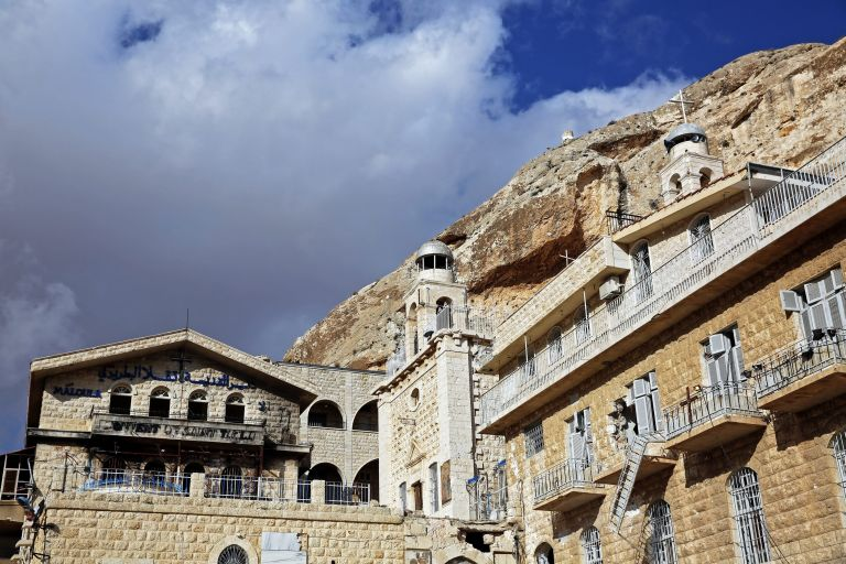 Συρία: Καταστράφηκαν 290 μνημεία πολιτιστικής κληρονομιάς   tovima.gr