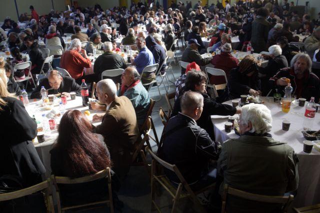 Το μεσημέρι της Πρωτοχρονιάς το γεύμα αλληλεγγύης του δήμου Αθηναίων   tovima.gr