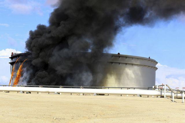 Λιβύη: 22 στρατιώτες νεκροί σε μάχες με ισλαμιστές | tovima.gr