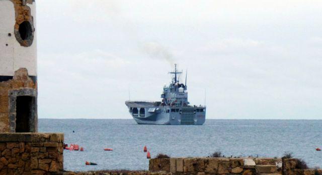 Υπό ιταλικό έλεγχο το εμπορικό πλοίο με τους 450 μετανάστες | tovima.gr
