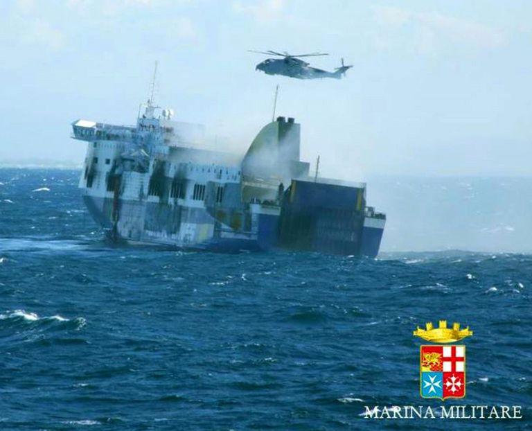 «Ευλογούν τα γένια τους» για το Norman Atlantic στο υπουργείο Ναυτιλίας   tovima.gr