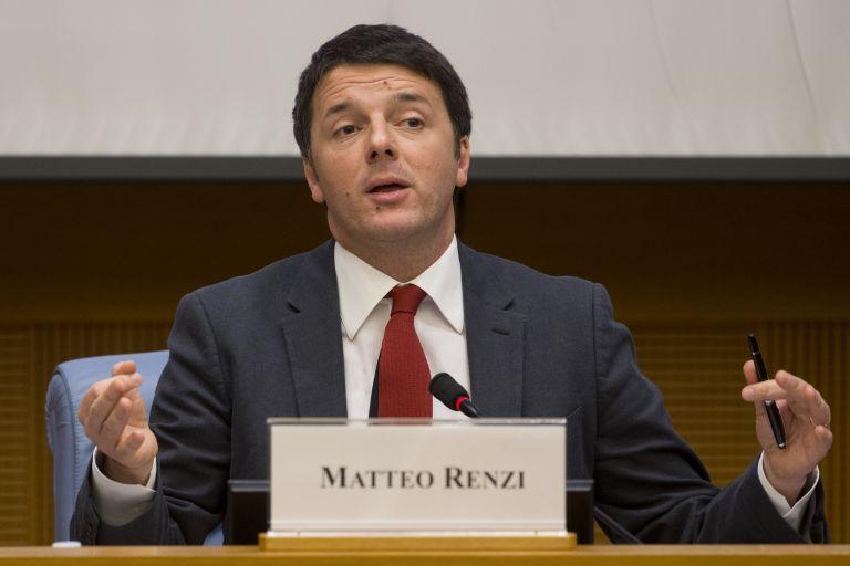 Ρέντσι: Δεν θα μεταδοθεί στην Ιταλία η ελληνική οικονομική κρίση | tovima.gr