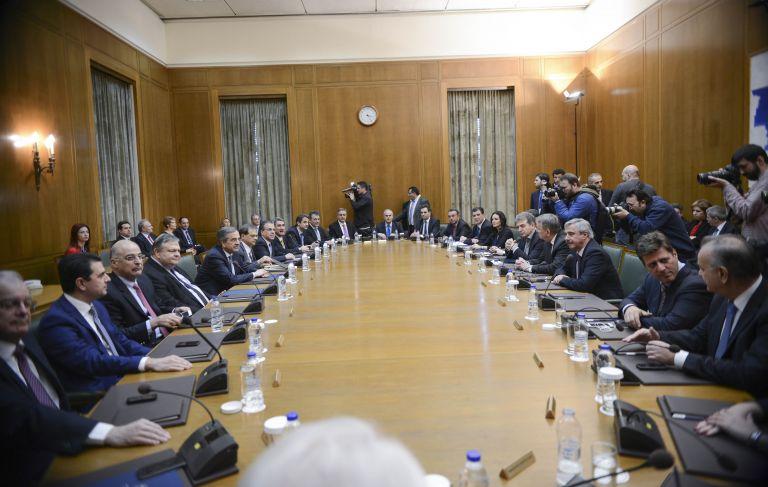Ο Μιχάλης Απέσσος πρόεδρος του Νομικού Συμβουλίου του Κράτους | tovima.gr
