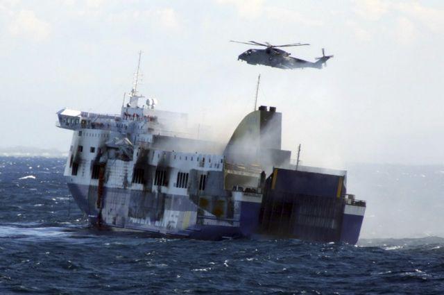 Norman Atlantic tragedy: 10 dead and 36 still missing | tovima.gr