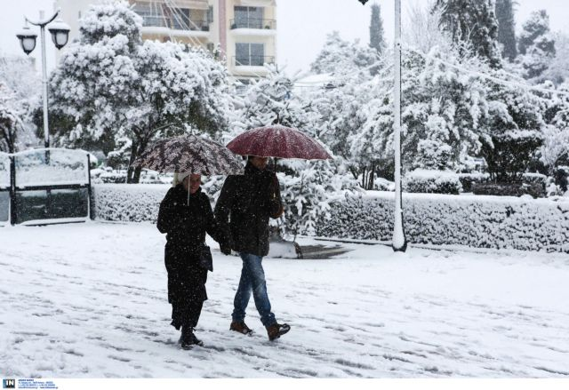 Cold weather front persists – Gradual improvement on Friday   tovima.gr