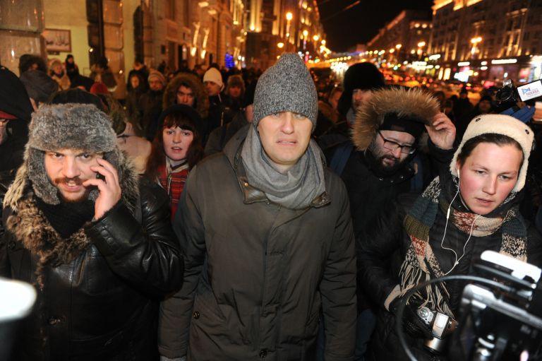 Ναβάλνι: Eφεση κατά της παραμονής του σε κατ΄οίκον περιορισμό | tovima.gr