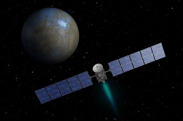 Αποστολή της NASA προσεγγίζει τη Δήμητρα   tovima.gr