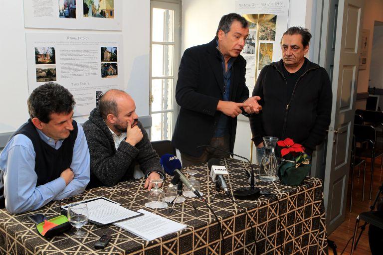 Πιθανή συνεργασία  για το «Ποτάμι» και την «Ευρώπη- Οικολογία» | tovima.gr