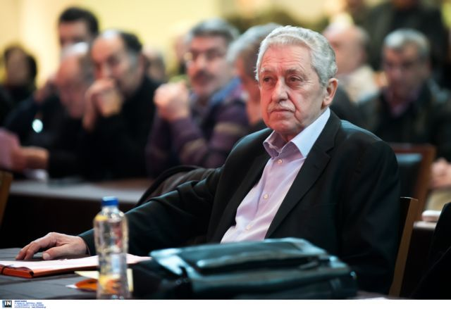 Democratic Left to cooperate with the Greens in the elections | tovima.gr