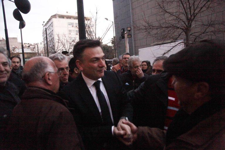 Στο κόμμα Παπανδρέου ο Μωραΐτης- Δεν κατεβαίνει αλλά στηρίζει ο Σηφουνάκης | tovima.gr