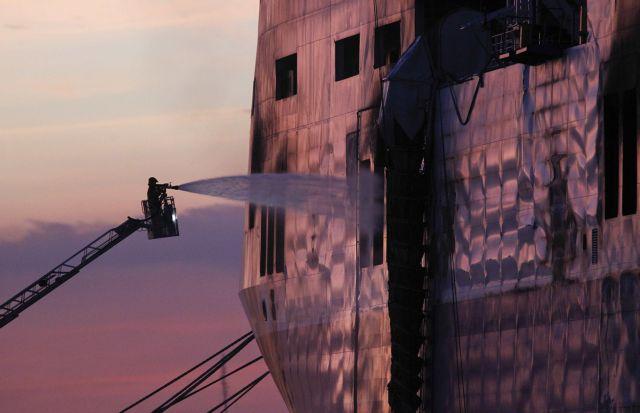 Norman Atlantic:Από την πυρασφάλεια έβγαινε καπνός αντί για νερό | tovima.gr