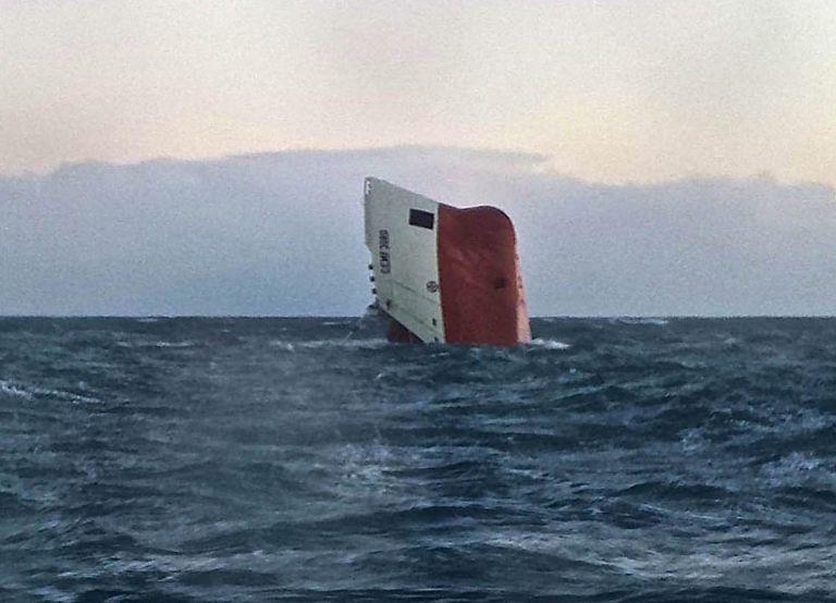 Νεκροί θεωρούνται οι οκτώ ναυτικοί του ναυαγίου στη Σκωτία | tovima.gr