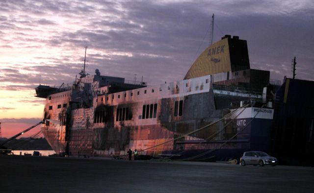 Πιθανόν από Δευτέρα οι έρευνες στο εσωτερικό του «Norman Atlantic» | tovima.gr