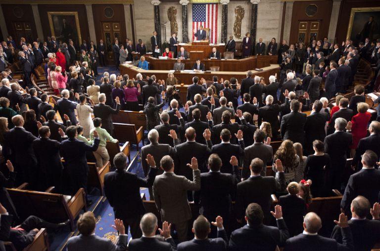 Συμφωνία στο Κογκρέσο για κυρώσεις στη Ρωσία – Με «λουρί» στον Τραμπ | tovima.gr