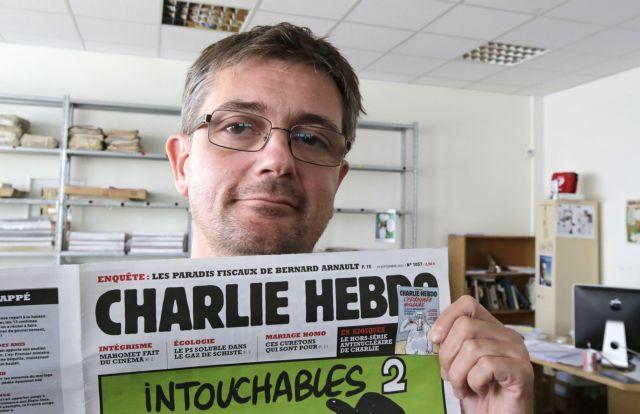 Charlie Hebdo: Τέκνο του Μάη, της ελευθερίας, της αυθάδειας   tovima.gr