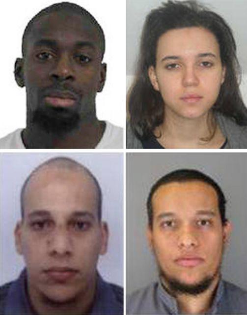 Μέλη της Αλ Κάιντα και του Ισλαμικού Κράτους δήλωσαν οι  ένοπλοι πριν πεθάνουν | tovima.gr