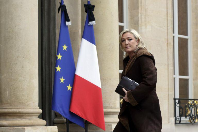 Μ. Λεπέν: Χωρίς δύναμη η Γαλλία έναντι της τρομοκρατίας   tovima.gr
