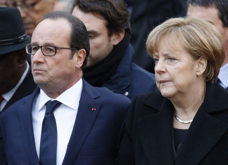 Μέρκελ-Ολάντ: Οι αποφάσεις της ΕΚΤ δεν πρέπει να παρερμηνευτούν | tovima.gr