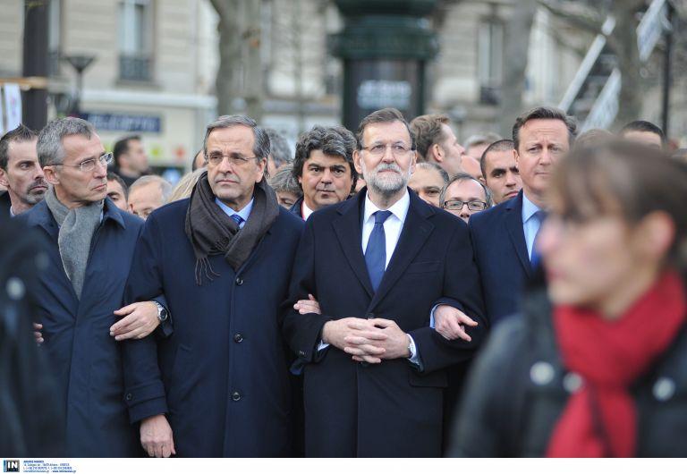 Σαμαράς: «Μαζί για την υπεράσπιση των δημοκρατικών ιδεωδών» | tovima.gr