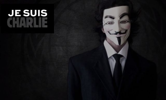 Anonymous: Πρώτο «χτύπημα» σε γαλλικό φιλοτζιχαντιστικό ιστότοπο | tovima.gr