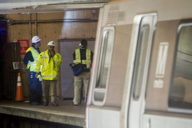 ΗΠΑ: Μία νεκρή στο μετρό της Ουάσινγκτον από αναθυμιάσεις | tovima.gr