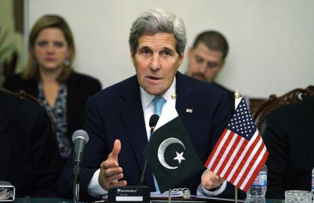 Επτά εκτελέσεις τρομοκρατών στο Πακιστάν κατά την επίσκεψη Τζον Κέρι | tovima.gr