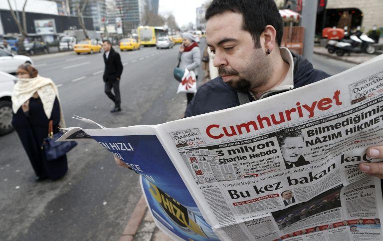 Ένοπλη επίθεση εναντίον δημάρχου στην Τουρκία | tovima.gr