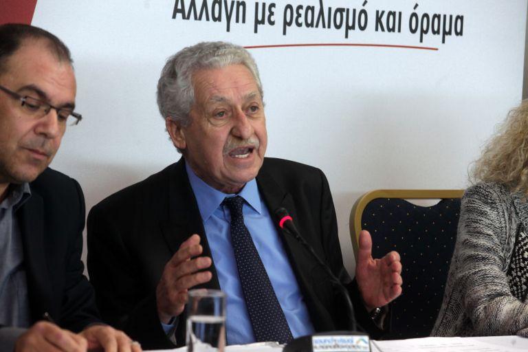 Κουβέλης: Προϋπόθεση για πολιτική αλλαγή η παρουσία μας στη Βουλή | tovima.gr