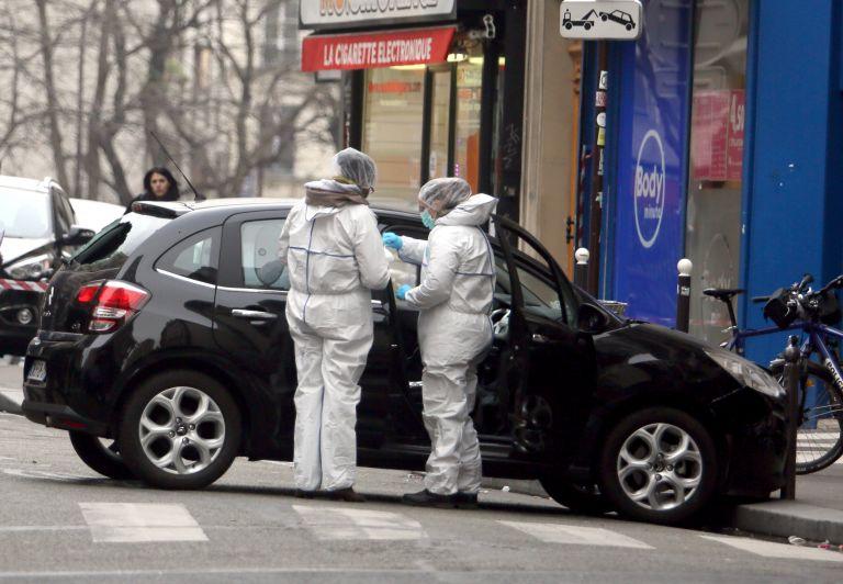 Charlie Hebdo: Από τις Βρυξέλλες «είχαν αγοραστεί» τα όπλα του μακελειού | tovima.gr