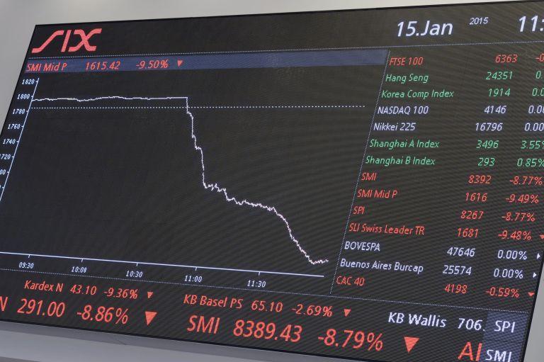 Ζημιές $400 εκατ. από το φράγκο για Citi, Deutsche Bank, Barclays   tovima.gr