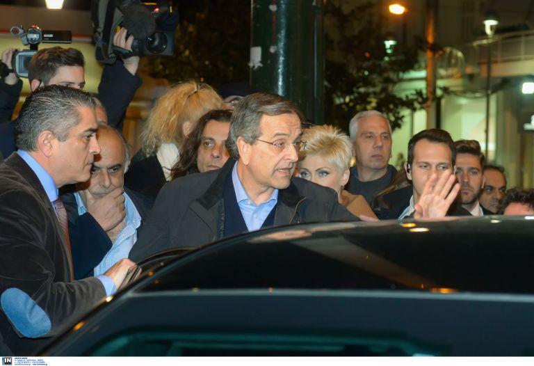 Πολιτική «σανίδα σωτηρίας» στους κεντρώους αναποφάσιστους αναζητεί ο Σαμαράς   tovima.gr