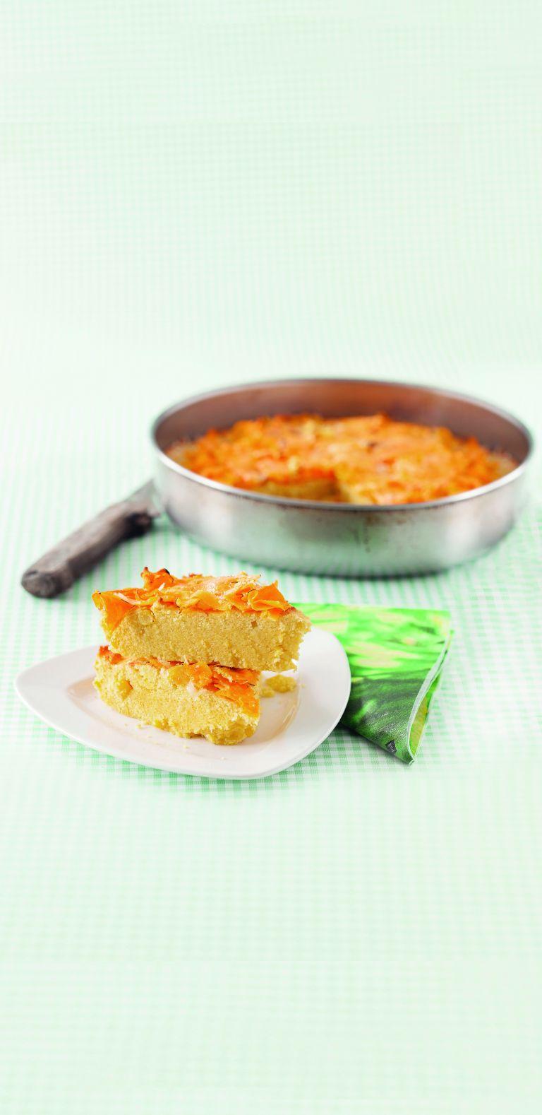 Ζυμαρόπιτα με κολοκύθα και ξινόγαλο | tovima.gr