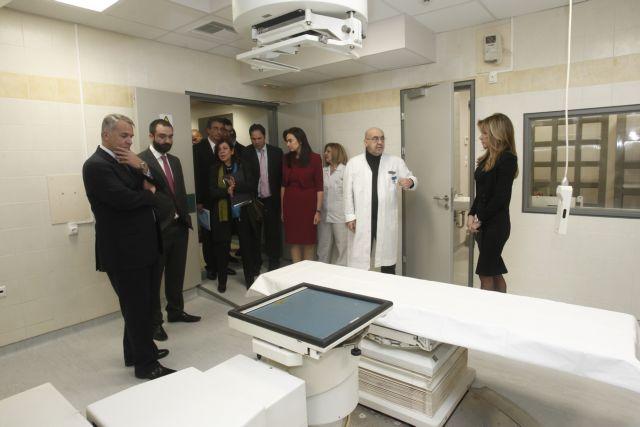 Θα εξυπηρετούνται 120 ασθενείς ημερησίως | tovima.gr