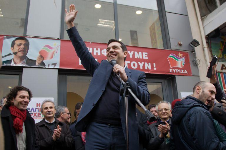 Handelsblat:«Tρόμος για το ευρώ – Ο Τσίπρας παίζει με τη φωτιά» | tovima.gr