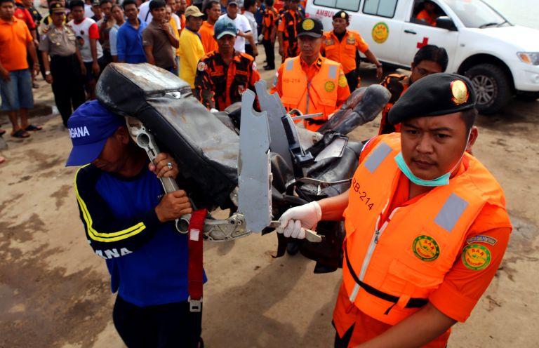 AirAsia: Δεν υπάρχουν ενδείξεις τρομοκρατίας στην συντριβή του | tovima.gr