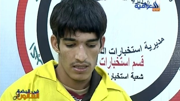 Ιρακινό ριάλιτι αναγκάζει τρομοκράτες να συναντούν τα θύματά τους | tovima.gr