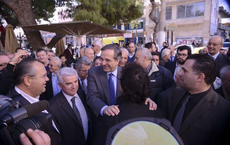 Κυρίαρχη η πόλωση στο φίνις της προεκλογικής εκστρατείας της Ν.Δ. | tovima.gr