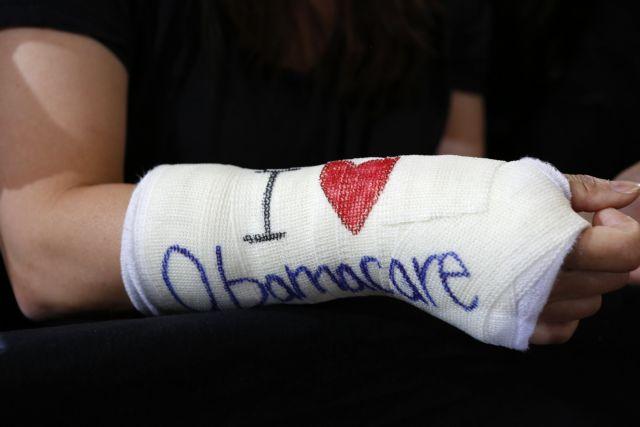 Πρεμιέρα του νέου Κογκρέσου με σχέδιο ψηφίσματος για «ξήλωμα» του Obamacare | tovima.gr