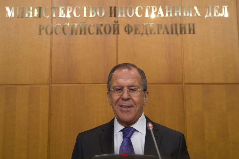 Λαβρόφ: Οι ΗΠΑ θέλουν να κυριαρχήσουν στον κόσμο | tovima.gr