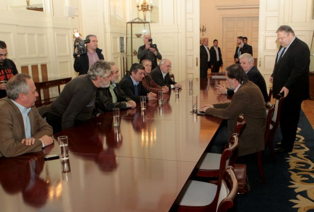 Βενιζέλος: Ανάγκη να μην εξαιρεθούμε από το πρόγραμμα της ΕΚΤ | tovima.gr