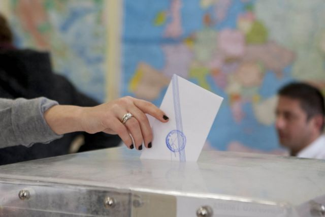 Electoral poll shows major indecision amongst Greek voters | tovima.gr