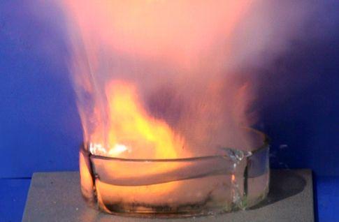 Οι εκρηκτικές λεπτομέρειες ενός κλασικού πειράματος Χημείας | tovima.gr