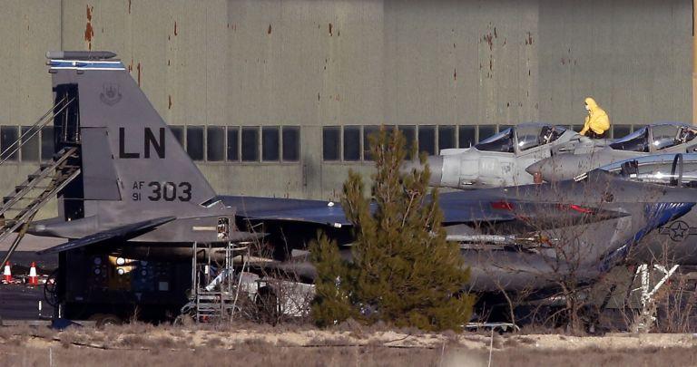 Γαλλία: Το ελληνικό F-16 υπέστη βλάβη κατά την απογείωση   tovima.gr