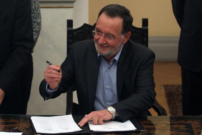 Παναγιώτης Λαφαζάνης: Αμεσα σταματάει η ιδιωτικοποίηση της ΔΕΗ | tovima.gr