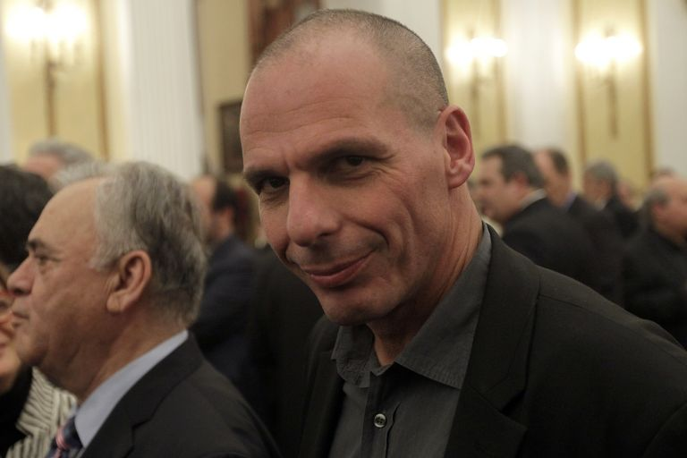«Μπορεί ο αυστραλός Γ. Βαρουφάκης να σώσει την Ελλάδα; » | tovima.gr